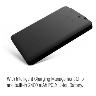 WOW!dea MOCA P2 Ultra-thin Portable Charger