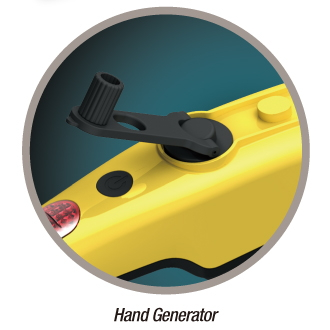 hand generator - wowidea knockr k6 multi-functional safety hammer for outdoor and auto