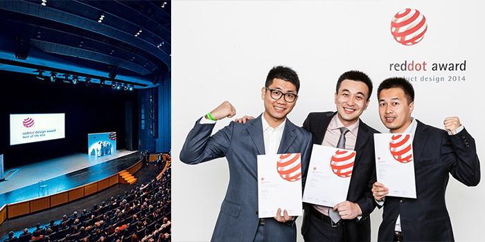 WOW!dea Wins More High Design Accolades: Red Star Design Award and Golden Pin Design Award