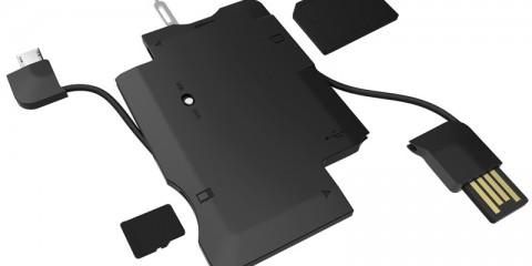 WOW!dea MOCA X7s Multi-Functional Portable Data Card
